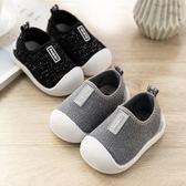 嬰兒鞋 女寶寶鞋子夏0-1一2歲嬰兒透氣網鞋小男童學步鞋防滑軟底機能鞋 歐歐流行館