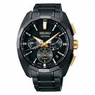 SEIKO Astron服部金太郎GPS限量腕錶5X53-0BB0SD(SSH073J1)贈鱷魚皮錶帶