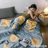 全棉六層紗布毛巾被純棉嬰兒被子單人雙人夏天空調蓋毯床單午睡毯 聖誕節全館免運