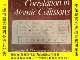 二手書博民逛書店coherence罕見and correlation in at