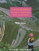 二手書博民逛書店《Geography: Realms, Regions and Concepts》 R2Y ISBN:0471407755