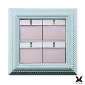 【VaMarssa】大新古典開關面板(卡準式-綠)