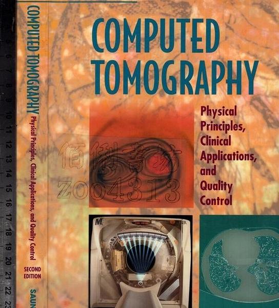二手書R2YB《COMPUTED TOMOGRAPHY 2E》2001-Seer