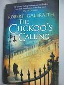 ~書寶 書T4 /原文小說_ZHO ~The Cuckoo s Calling_Galbr