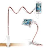 懶人手機支架 床頭看電視電影桌面床上用直播多功能萬能夾子