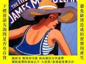 二手書博民逛書店Theater罕見Posters of James McMull