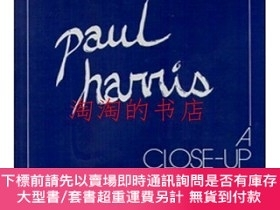 二手書博民逛書店A罕見Close-Up Kinda GuyY473414 Paul Harris Tannen Magic