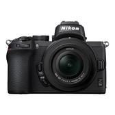 【原廠登錄送好禮】 分24期零利率 Nikon Z50 + DX 16-50mm 3.5-6.3 VR 單鏡組 微單眼相機 (公司貨)