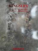 【書寶二手書T4/收藏_ZHQ】Kingsley Spring Auction 2009_Modern and…