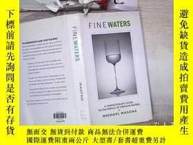 二手書博民逛書店FINE罕見WATERS 細水長流(336)Y203004