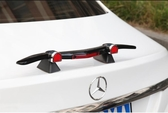 專用于汽車迷你小尾翼 兩廂三廂SUV改裝通用尾翼 萬客城