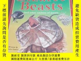 二手書博民逛書店BIZARRE罕見BEASTS AND OTHER ODDITI