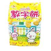 巧益海綿寶寶數字餅 160g【愛買】