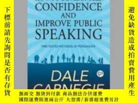 二手書博民逛書店How罕見to Develop Self Confidence and Improve Public Speaki