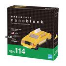 《 Nano Block 迷你積木 》NBH-114 紐約計程車 ╭★ JOYBUS玩具百貨