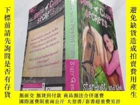 二手書博民逛書店Stardust罕見and the daredevil ponies:星塵和膽大的小馬.Y200392
