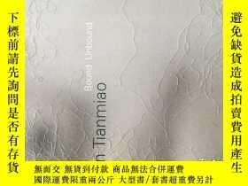 """二手書博民逛書店""""Bound罕見Unbound: Lin Tianmiao"""" (纏繞剪開:林天苗) 【英文 精裝 簽名本】Y1"""