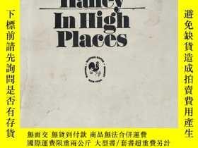 二手書博民逛書店英文版:Arthur罕見Hailey:in High Places在上層之間Y1627 Arthur Hail