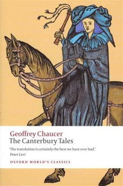 (二手書)Canterbury Tales