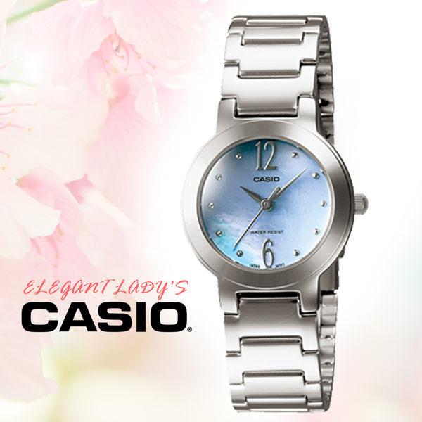 CASIO手錶專賣店 卡西歐 LTP-1191A-2A  女錶 指針錶 不銹鋼錶帶 三折錶帶 礦物防刮玻璃