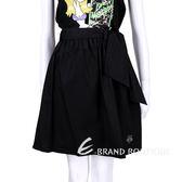 LOVE MOSCHINO 黑色綁帶設計及膝裙 1520478-01