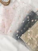防曬衣 ins泫雅風小清新網紗長袖薄款蕾絲衫女內搭仙女防曬衣潮夏季HXT 瑪麗蘇