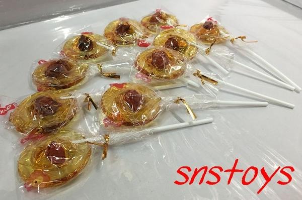 sns 古早味 梅心 棒棒糖 梅子 麥芽糖 麥芽棒棒糖 梅心麥芽糖 梅子麥芽棒棒糖 (10支) 總長15公分