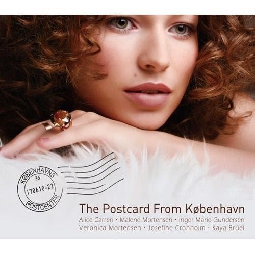 原味女人3 來自哥本哈根的明信片 合輯CD 收錄6位北歐最溫暖的美聲