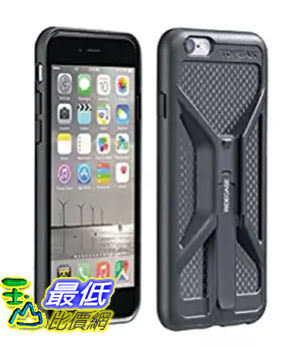 [美國直購] Topeak Ride Case with Mount for iPhone 6, Black 手機殼