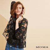 MOMA 星星蓬袖上衣
