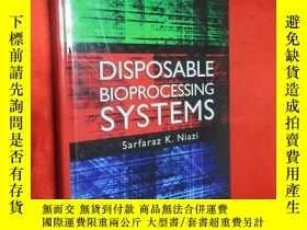 二手書博民逛書店Disposable罕見Bioprocessing System