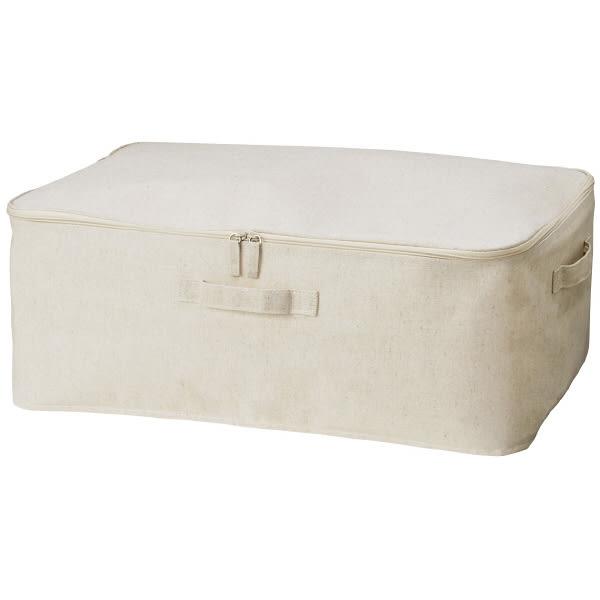 聚酯棉/亞麻混紡,置物箱,衣櫃和大型38369707無印良品