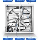 工業風扇負壓風機工業排風扇大功率強力靜音換氣扇排氣扇工廠養殖 【快速出貨】