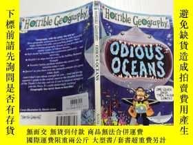 二手書博民逛書店Odious罕見Oceans:可惡的海洋.Y200392