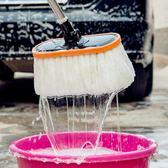 大車專用洗車刷子長柄伸縮軟毛除塵客車貨車長桿擦車工具刷車拖把 滿598元立享89折