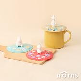 日貨Moomin矽膠防漏杯蓋- Norns 日本YAMAKA山加 嚕嚕米 小不點 阿金 姆明家族