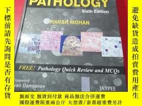 二手書博民逛書店textbook罕見of pathology(英文原版)Y251