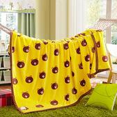 珊瑚絨小毛毯被子加厚空調毯法蘭絨毯子