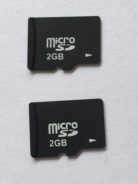 【鼎立資訊】台灣製造 數量不多 micro sd 2g 裸卡