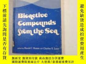 二手書博民逛書店BIOACTIVE罕見COMPOUNDS From the sea 來自海洋的生物活性化合物Y25607 BI