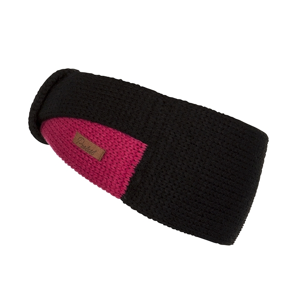 PROTEST 頭帶 (花卉色) BLACKOUT KNITTED HEADBAND