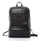 包包 1.後背包(可收納A4文件套) 2.前幅多功能收納口袋 3.背面直通內部拉鍊袋