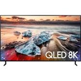 回函贈 (含標準安裝)三星82吋QLED 8K電視QA82Q900RBWXZW