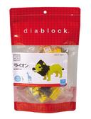 【日本KAWADA河田】Diablock積木-獅子(大) DBC-09