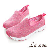 【La new outlet】DCS輕便鞋 輕量休閒鞋 懶人鞋(女222622750)
