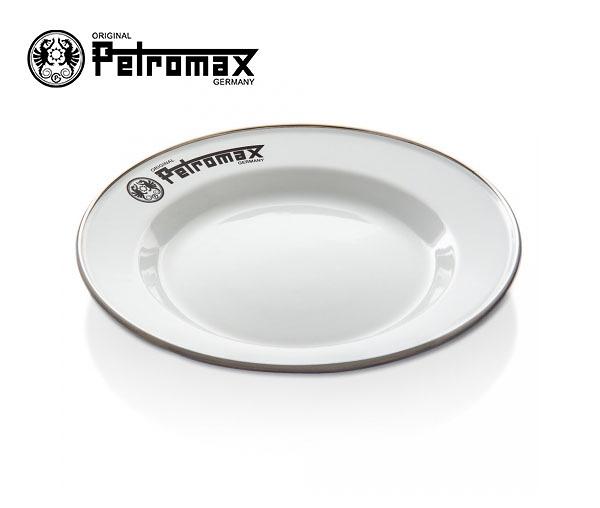 丹大戶外【Petromax】PETROMAX ENAMEL PLATES 琺瑯盤 2入 白 px-plate-w