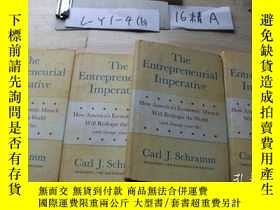 二手書博民逛書店罕見The?Entrepreneurial?Imperative