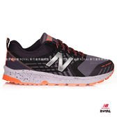 New Balance 新竹皇家 NITREL 灰紫//螢光橘 網布 輕量 運動鞋 女款 NO.I8133