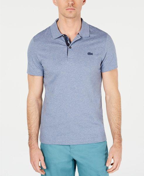 美國代購 Lacoste 棉質 短袖POLO衫 (S~4XL) 1357