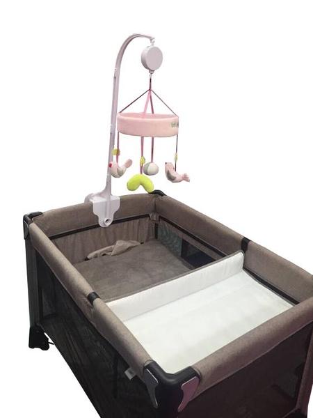 床鈴支架手工DIY配件兒童風鈴床掛架子大床游戲床支撐桿加長牢固 【全館免運限時八五折】